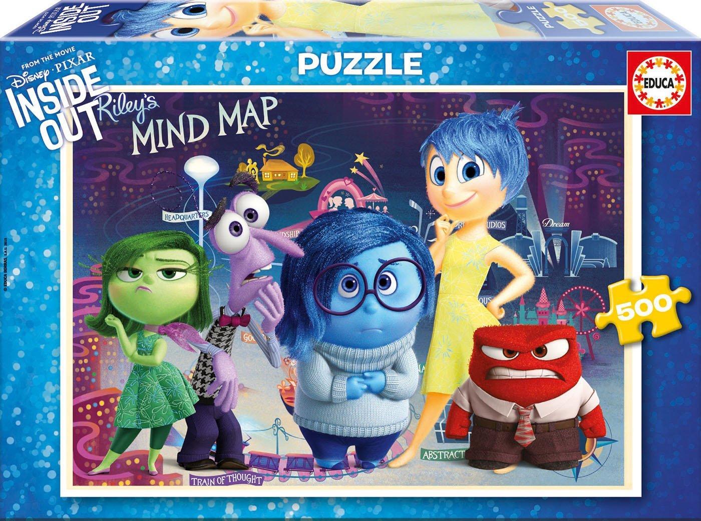 Puzzle Disney Pixar