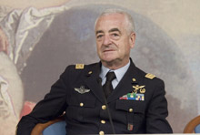 Il generale Giuseppe Bernardis