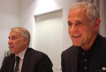Giuliano Pisapia e Roberto Formigoni