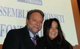Fausto Marchionni e Jonella Ligresti