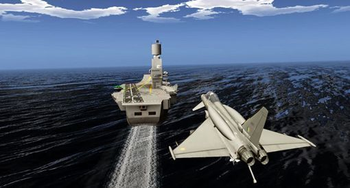 L Eurofighter Typhoon
