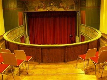 Teatro Bertagnolio - Chiaverano