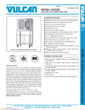 Vulcanhart GCO2D Manuals