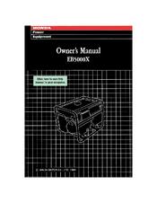 Honda Automobiles EB5000X Manuals