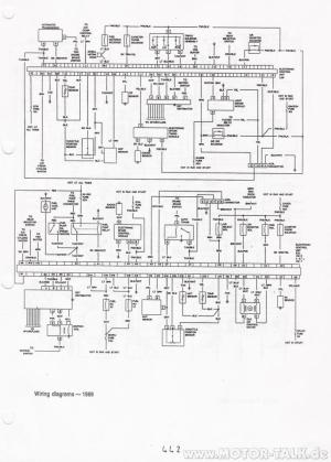 Wiringdiagrams1989chevycaprice01 : Chevrolet Caprice