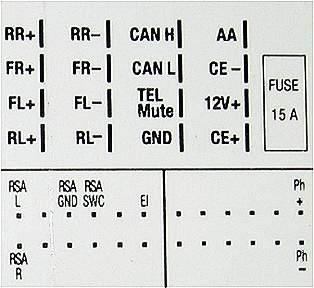 Blaupunkt Cd30 Mp3 Wiring Diagram on wiring for radio harness pinout