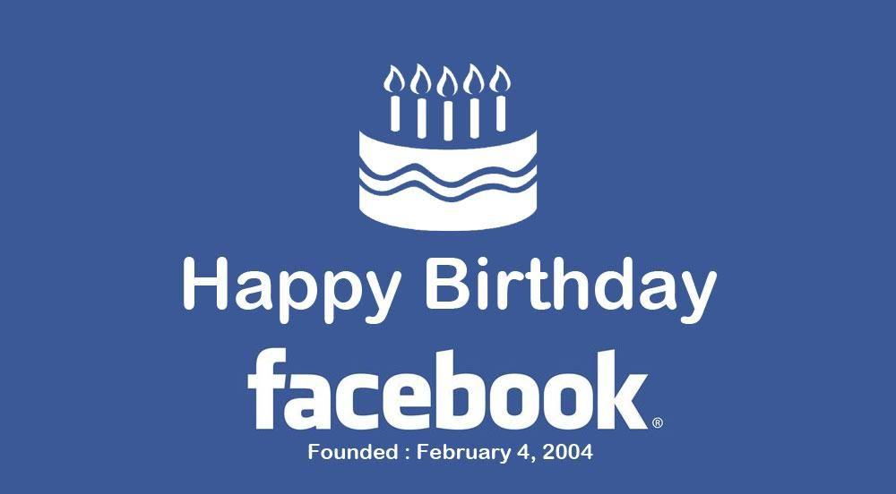 Happy 10th Birthday Facebook 10 Years Of Design Evolution