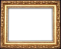 fotomontage cadre ancien pixiz