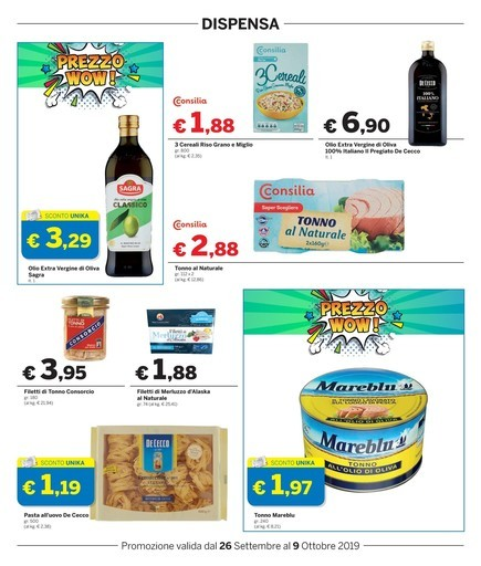 Offerte Olio De Cecco Nel Volantino Di Iper Supermercati