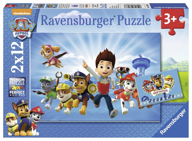 puzzle 2 puzzles paw patrol