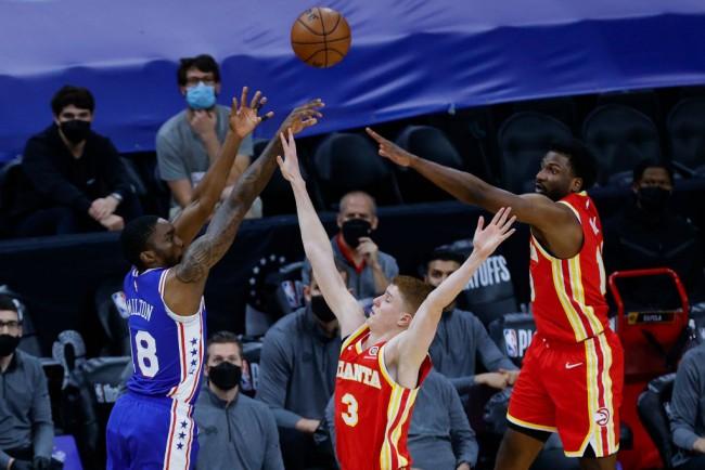 Atlanta Hawks vs Philadelphia 76ers - Game Two