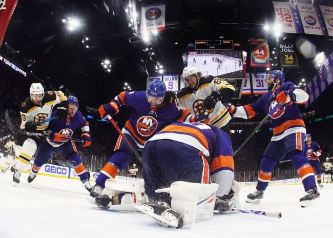 2021 NHL Stanley Cup Playoffs: Islanders Oust Bruins in Game 6