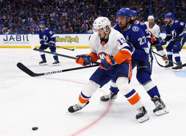 2021 Stanley Cup Semifinals: New York Islanders Edge Past Tampa Bay Lightning, Grab 1-0 Series Lead