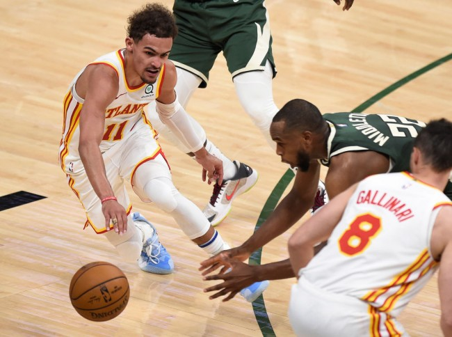 Trae Young Leads Hawks to Game 1 Upset Win over Bucks