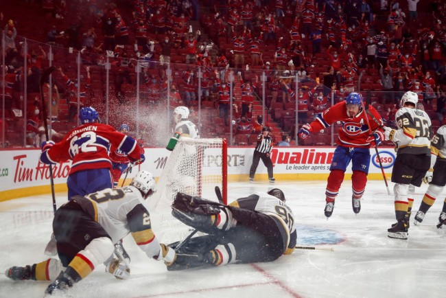 2021 Stanley Cup Semifinals: Canadiens return to Final, oust Golden Knights in OT thriller