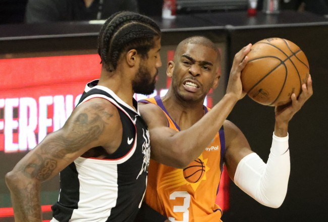 2021 NBA Playoffs: George Leads LA Clippers to Game 3 Win over Suns, spoil Chris Paul's return