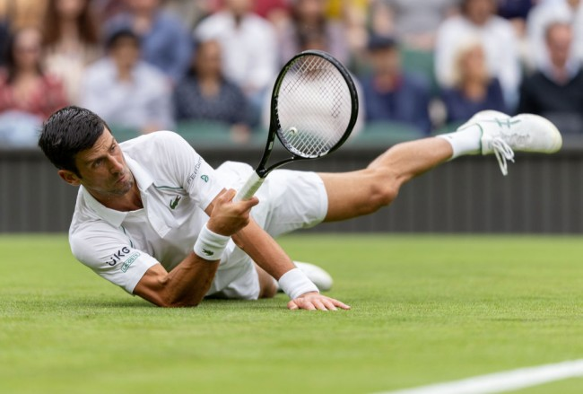 Day One: The Championships - Wimbledon 2021
