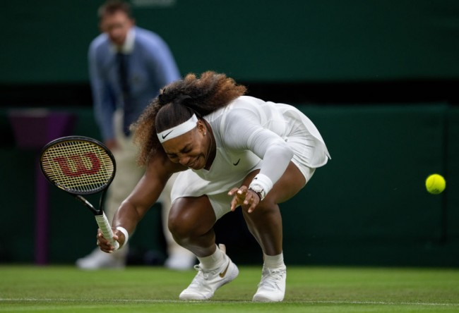 Day Two: The Championships - Wimbledon 2021