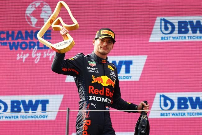 Max Verstappen Captures 2021 Austrian Grand Prix, Stretches Lead Over Lewis Hamilton to 32 Points