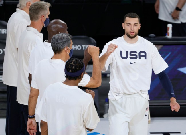 Zach LaVine, Khris Middleton, Devin Booker and Jrue Holiday To Join Team USA at Tokyo Olympics