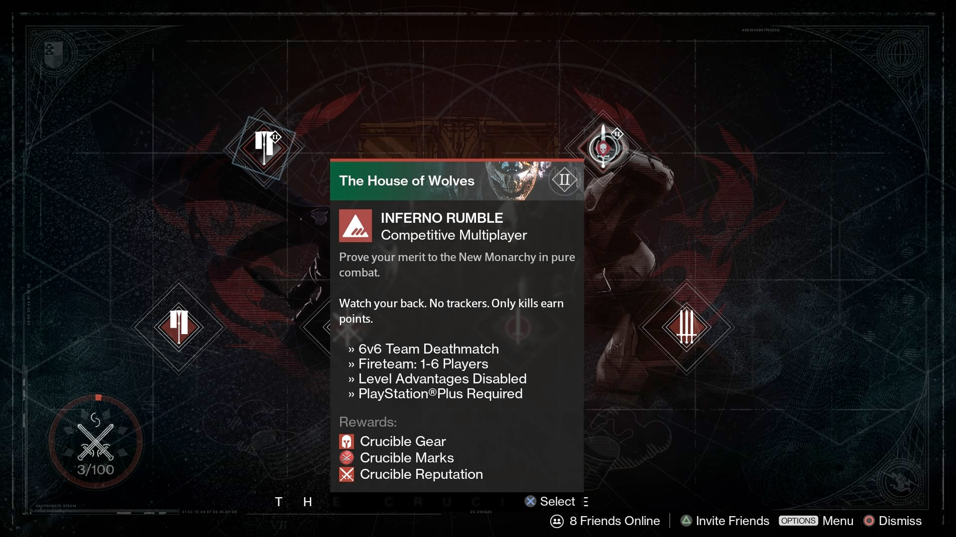 House Of Wolves Quests 7