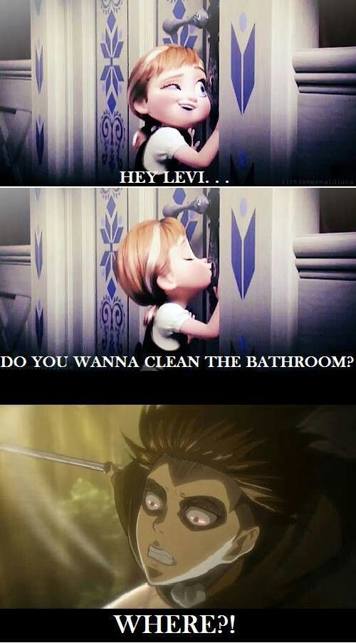 25 Best Memes About Cleaning Levi Cleaning Levi Memes