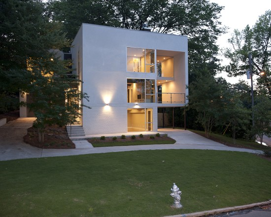 Architecture. Small Houses Design That Offer Maximal