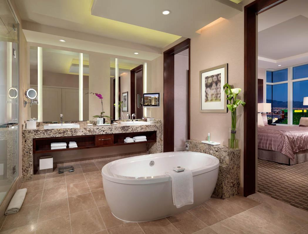 Ideas For Bathroom Remodel With Bathroom Remodel Ideas 2014 White Porcelain Bathtub With Beautiful Interior Modern Bathroom Shiny And Glossy Floor Tile