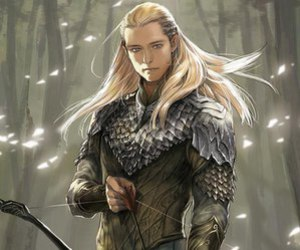 Image result for legolas fanart