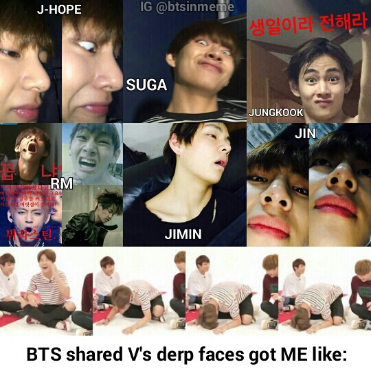299 Images About Bts Meme On We Heart It See More About Bts Kpop And Funny