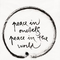 Reflection for today...The Roots of Peace -Thich Nhat Hanh