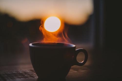 morning turkish coffee
