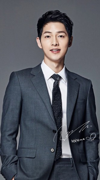 Rich results on Google's SERP when searching for 'Song Joong Ki'