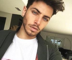 Boy Hot And Blue Eyes Image