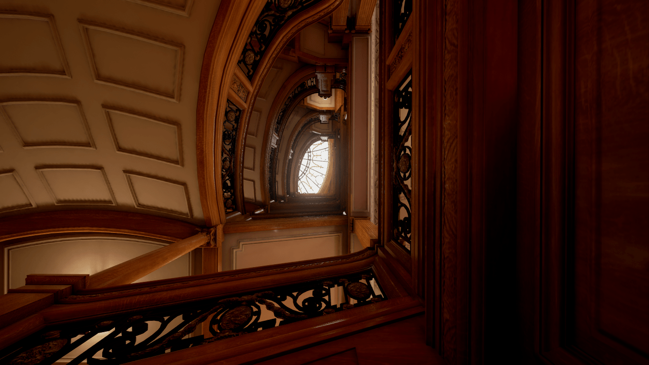 Grand Staircase Uploaded By Aysegul On We Heart It