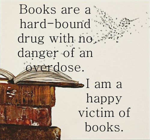 Books Are My Drug