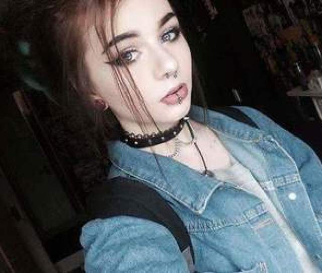 Girl Emo And Goth Image