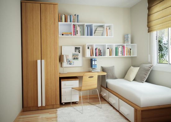 Space Saving Ideas For Small Kids Rooms Layout Ideas Design Pictures