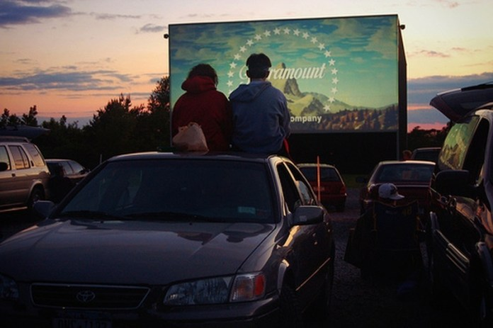 love, couple, and movie image