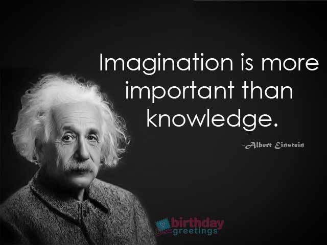 10 Best Albert Einstein Quotes For Imagination