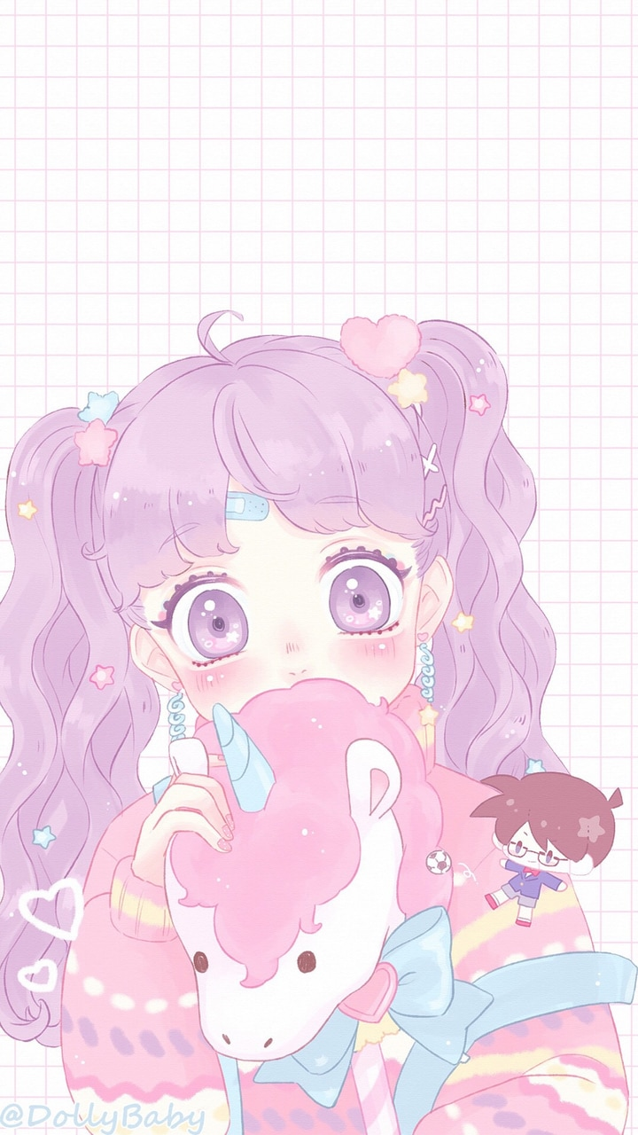 Kawaii Anime Wallpaper App Girly Wallpapers Not Made By Me
