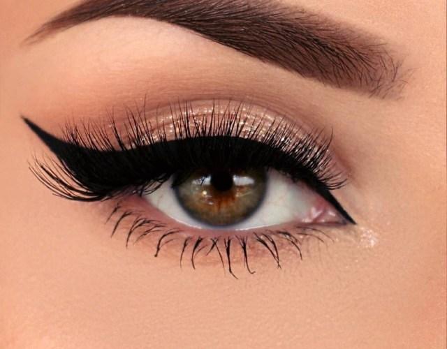 eye #eyeshadow #lidschatten #eyeliner #wing #lashes #wimpern #auge