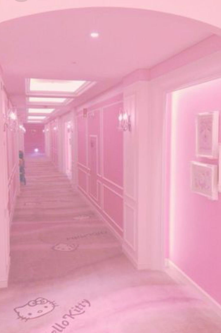 pink room uploaded by pinky bubble on