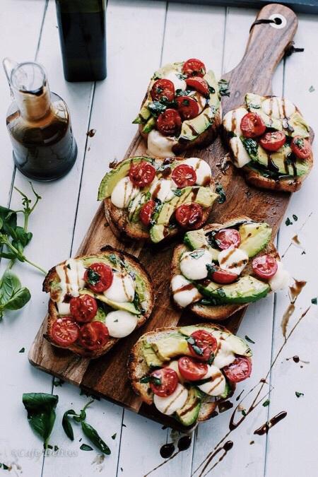food, healthy, and avocado -kuva