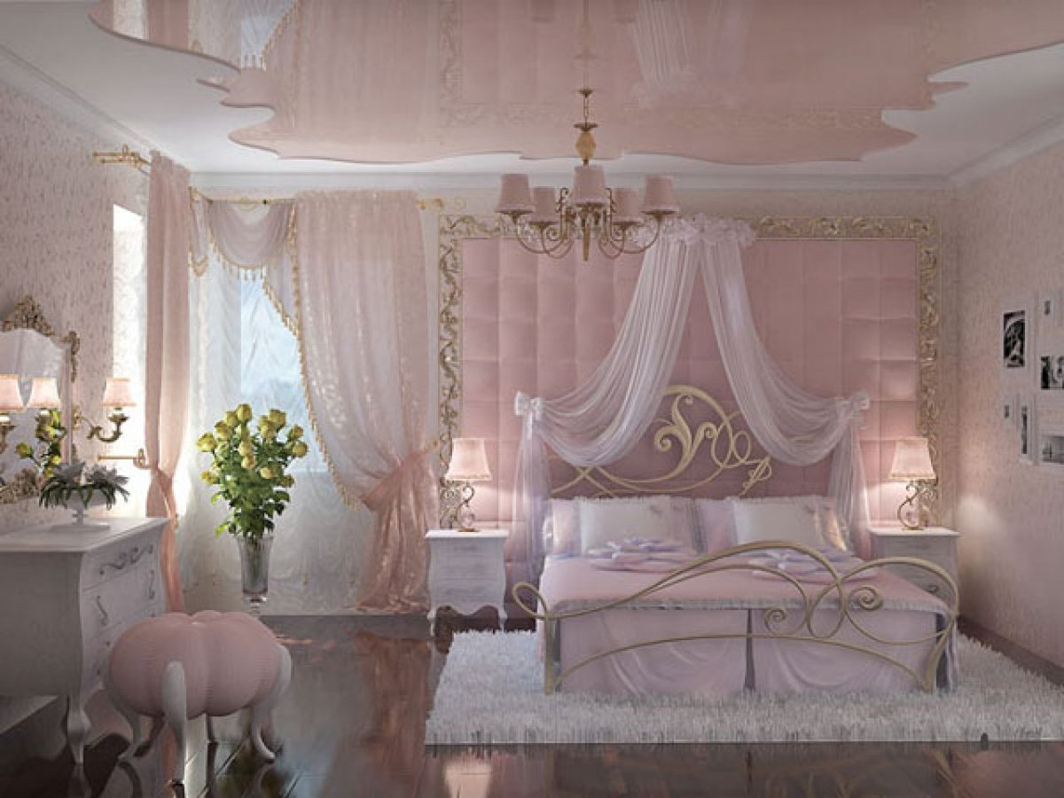 image about pink in bedroom by cece on