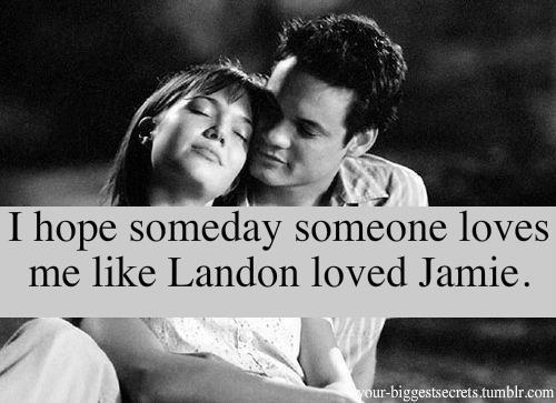 A Walk To Remember Tumblr Quotes A walk to remember quotes