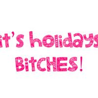 Eindelijk: vakantie!