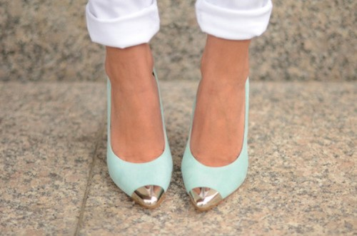 toe capped flats tumblr - Google Search