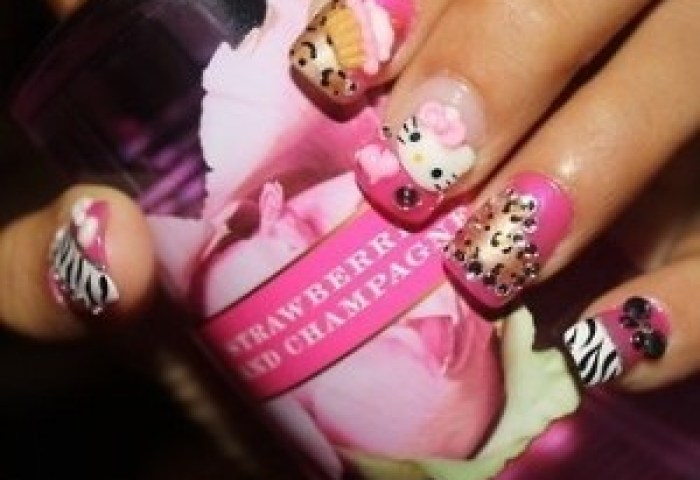 49 Images About Uñas Decoradas On We Heart It See More About Nail