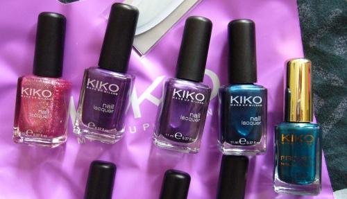 Commande Kiko